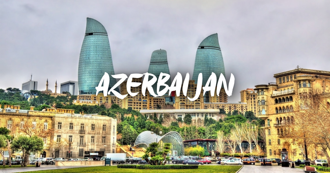 Trip to azerbaijan locations and destinations
