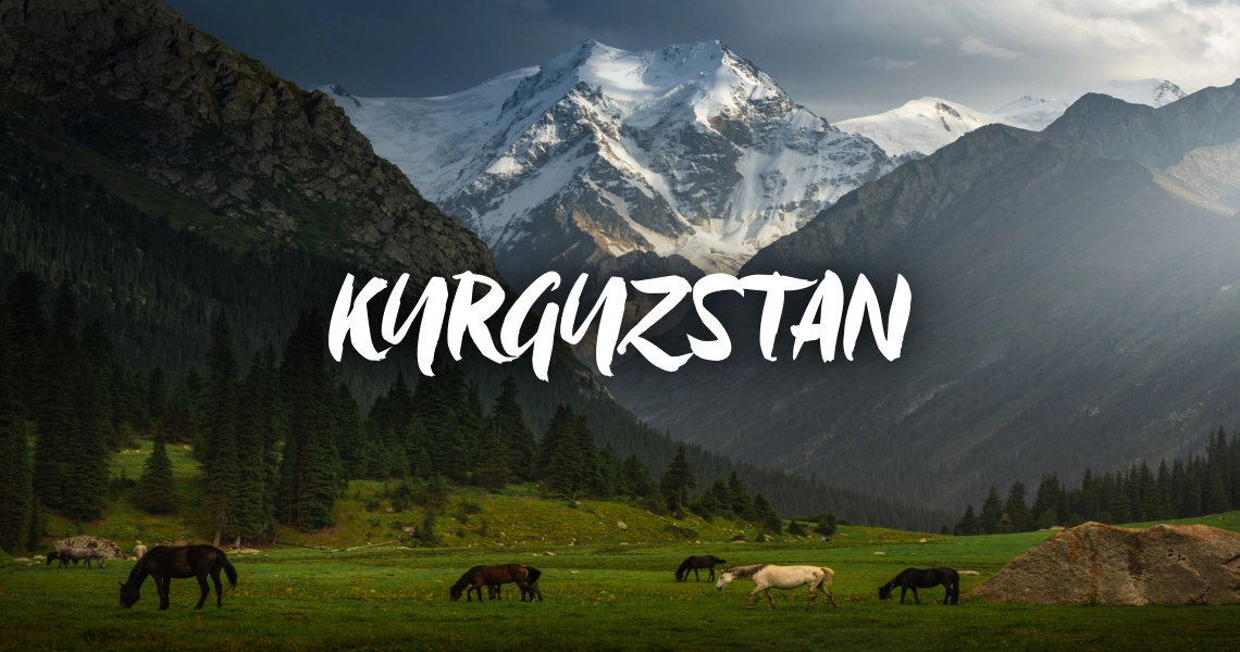 trip to kyrgyzstan locations and destinations