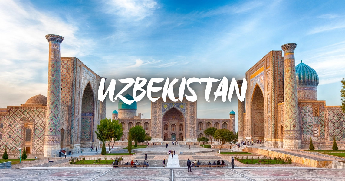 trip to uzbekistan locations and destinations